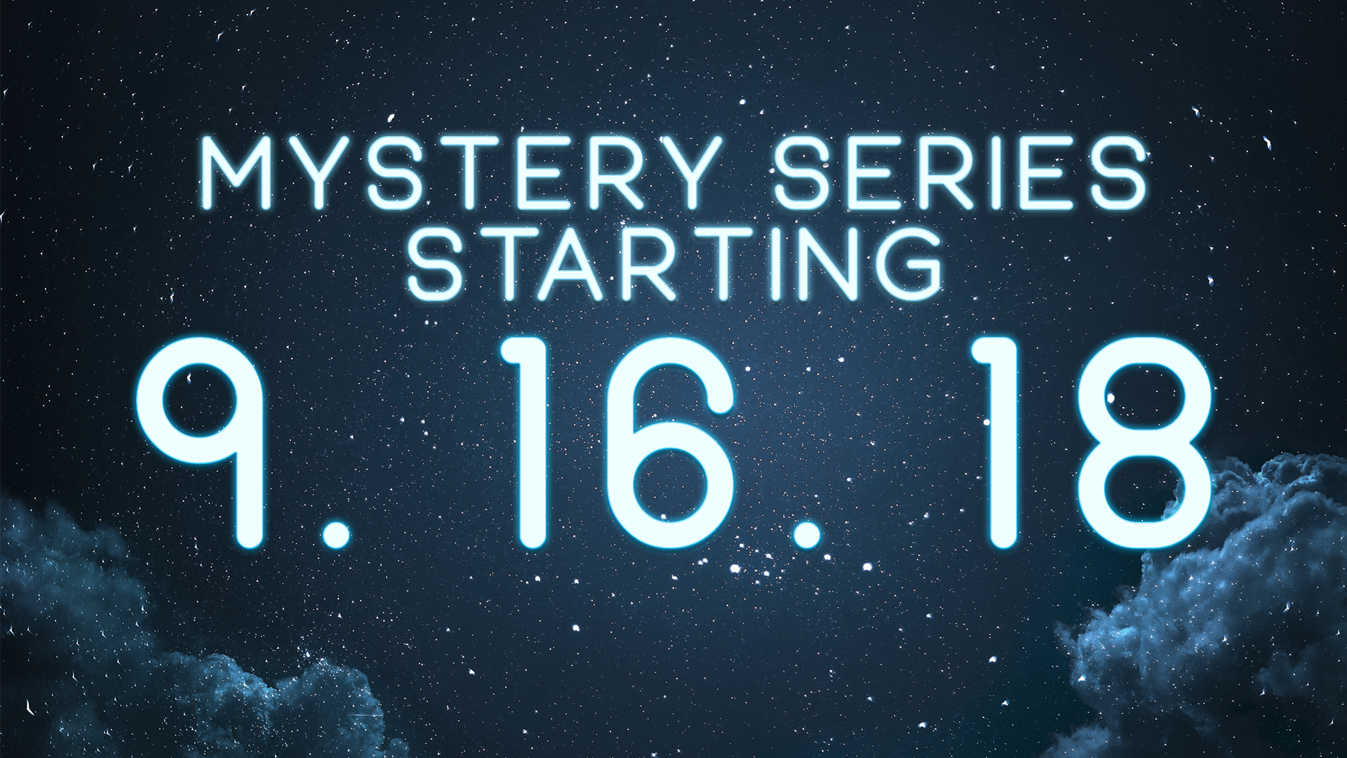 Mystery Series